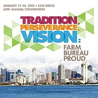 Wagner posts blog from AFBF convention