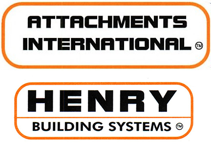 Attachments International and Henry Building Systems