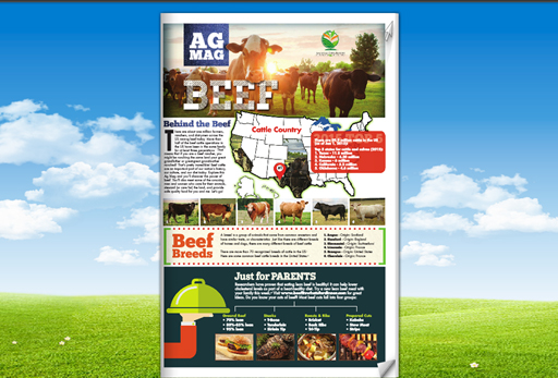 Ag Mag is all about beef