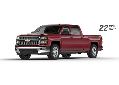 Members save more during Chevy Truck month