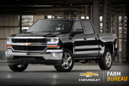 It's Chevy truck month