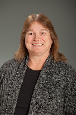 An image of Darlene Thomason-Member Services/Office Coordinator