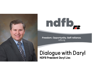 New podcast from NDFB President