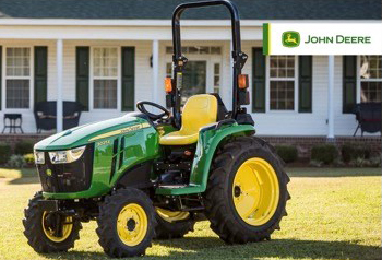 Looking for a compact tractor?
