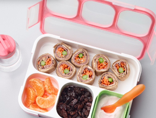 Lunchbox Makeover from the North American Meat Institute