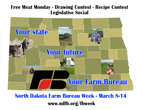 It's Farm Bureau Week