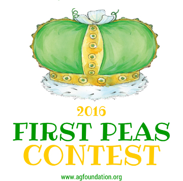 Peas to the table contest