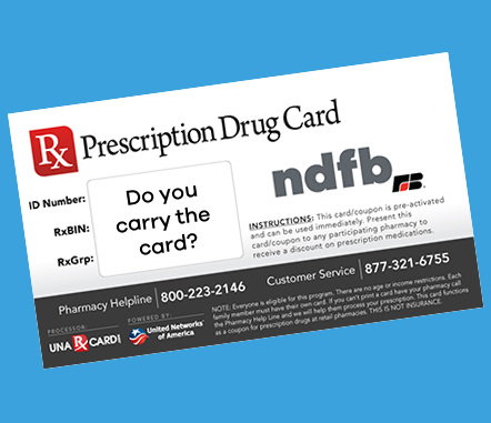 Do you carry the Rx card?
