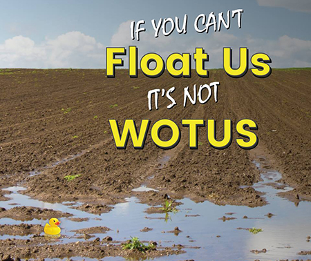 Farm Bureau asks court to block Obama WOTUS rule