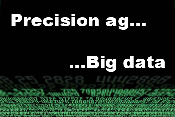 From precision ag to big data