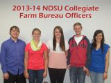 NDSU Collegiate FB names officers
